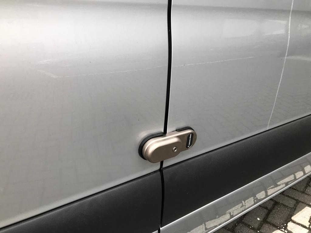 Mercedes Sprinter veiligheidssloten